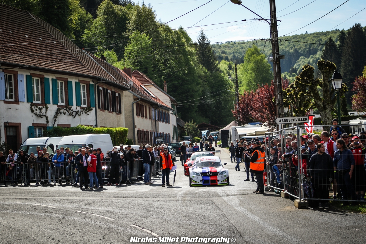 Course de Côte d'Abreschviller 2018 - Ambiance - Jean-Michel Lestienne