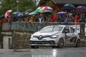 Clio Cup Trophy France