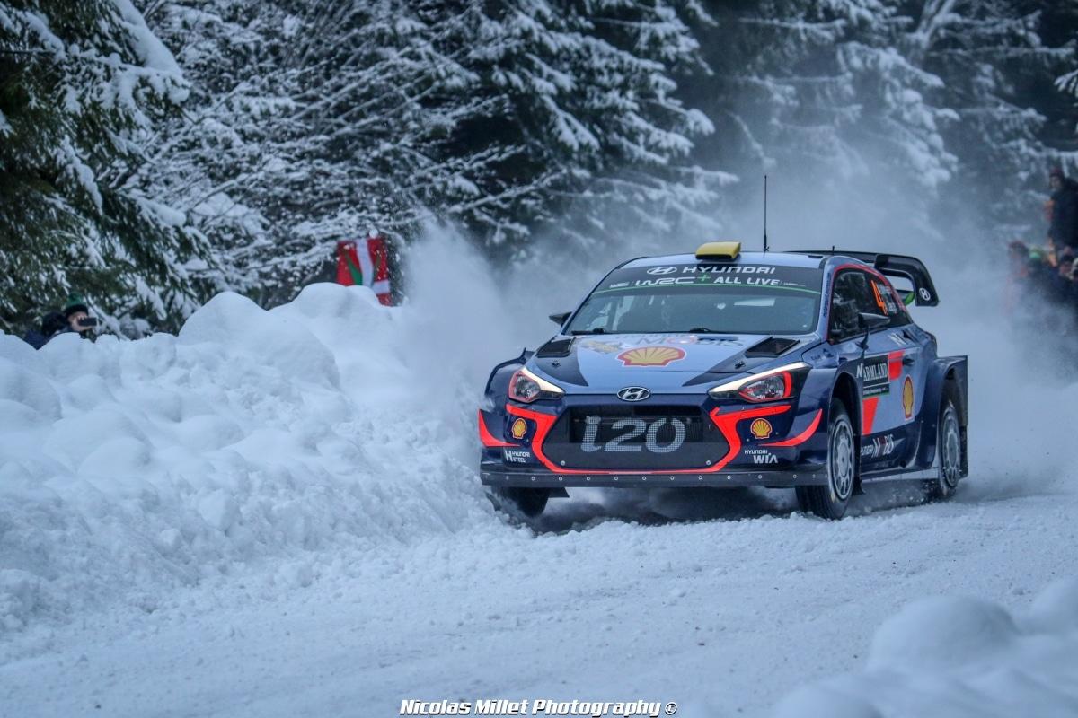 Rallye de Suède 2018 - Andreas Mikkelsen