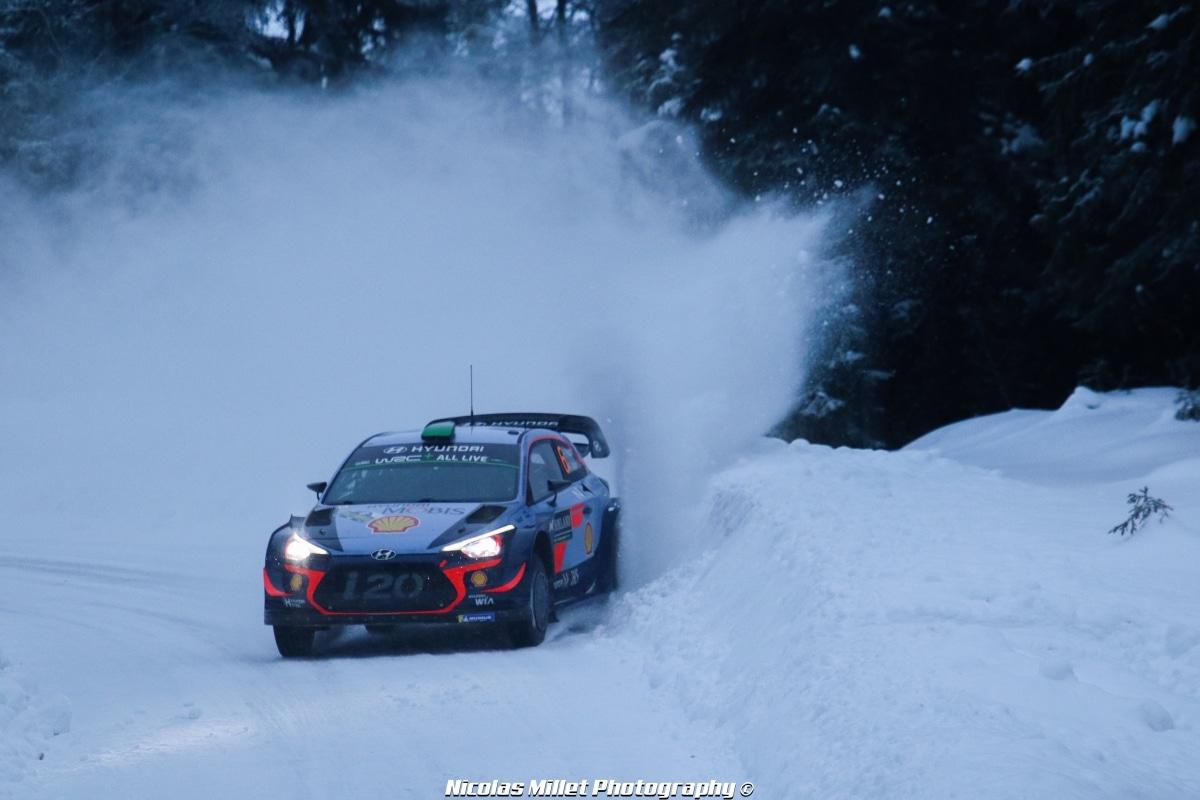 Rallye de Suède 2018 - Action - Hayden Paddon