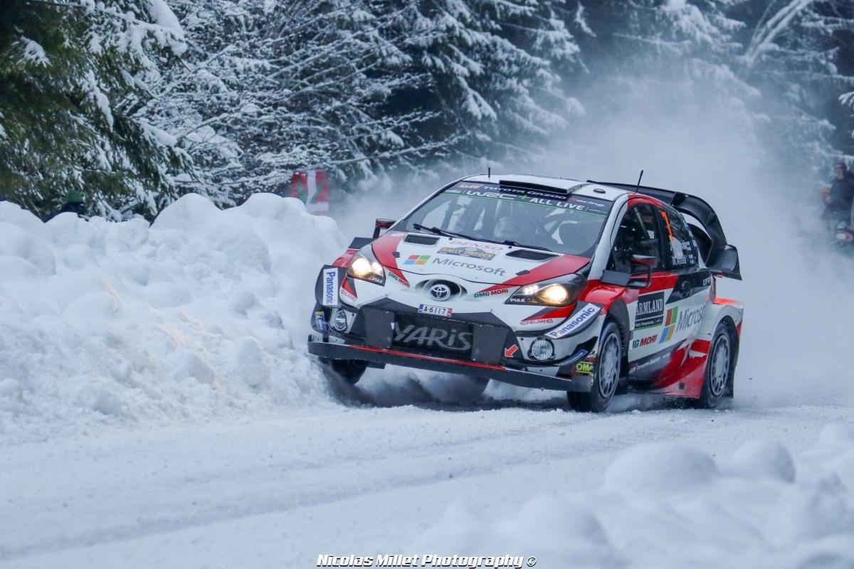 Rallye de Suède 2018 - Action - Jari-Mati Latvala