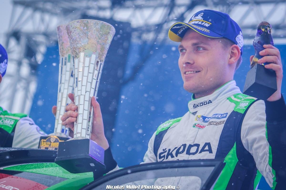 Rallye de Suède 2018 - Atmosphere - Pontus Tidemand