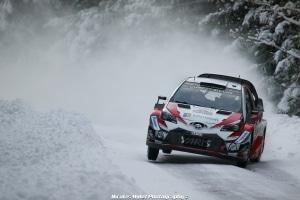Rallye de Suède 2018 - Action - Esakeppa Lappi