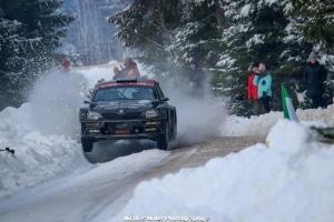 Rallye de Suède 2018 - Action - Fredrik Ahlin
