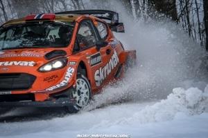 Rallye de Suède 2018 - Action - Henning Solberg
