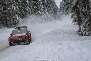 Rallye de Suède 2018 - Action - Mads Otsberg