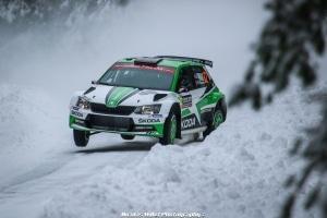 Rallye de Suède 2018 - Action - Olé Veiby