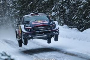 Rallye de Suède 2018 - Action - Teemu Suninen