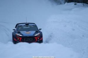 Rallye de Suède 2018 - Action - Thierry Neuville