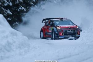 Rallye de Suède 2018 - Action - Mads Ostberg