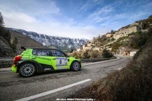 Rallye de Vaison la Romaine 2018 - Action - Cédric Scotto La Chianca