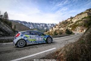 Rallye de Vaison la Romaine 2018 - Action - Frédérik Casciani