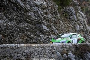 Rallye de Vaison la Romaine 2018 - Action - Franck Grandordy