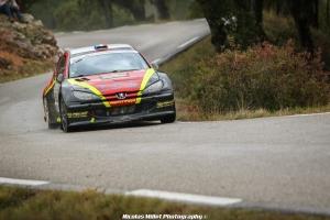 Rallye des Roches Brunes 2018 - Action - David Ferraro
