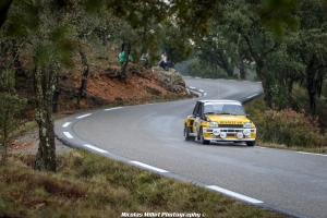 Rallye des Roches Brunes 2018 - Action - Paul Chieusse