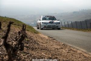 Rallye des Vignes de Regnié 2018 - Action - Olivier Desrayaud
