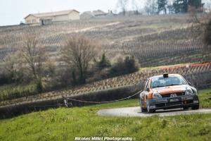 Rallye des Vignes de Regnié 2018 - Action - Rémy Risaletto