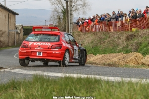 Rallye des Vignes de Regnié 2018 - Action - Yves Pezzutti