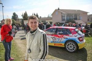 Rallye des Vignes de Regnié 2018 - Ambiance - Enzo Mahinc