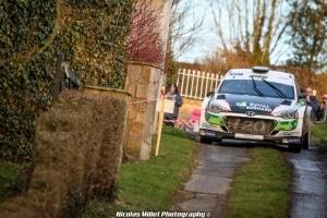 Rallye du Touquet 2018 - Action - Bryan Bouffier