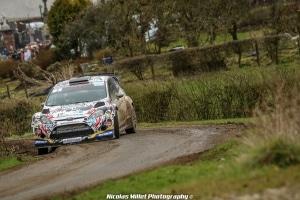 Rallye du Touquet 2018 - Action - Eric Brunson