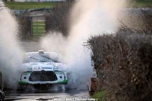 Rallye du Touquet 2018 - Action - Marc Amourette