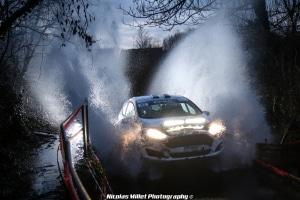 Rallye du Touquet 2018 - Action - Maxime Baillière