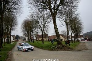 Rallye du Touquet 2018 - Action - Pierre Roché
