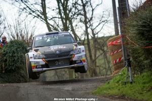 Rallye du Touquet 2018 - Action - Quentin Gilbert