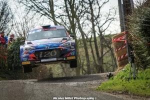 Rallye du Touquet 2018 - Action - Quentin Giordano