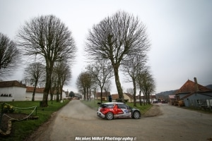 Rallye du Touquet 2018 - Action - Stéphane Lefebvre