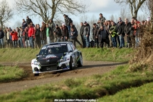 Rallye du Touquet 2018 - Action - Thibault Habouzit