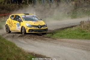 Rallye du Touquet 2018 - Action - Thibaut Poizot