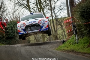 Rallye du Touquet 2018 - Action - Yoann Bonato