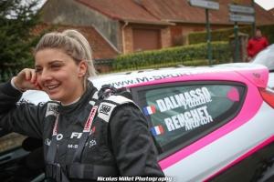 Rallye du Touquet 2018 - Ambiance - Pauline Dalmasso