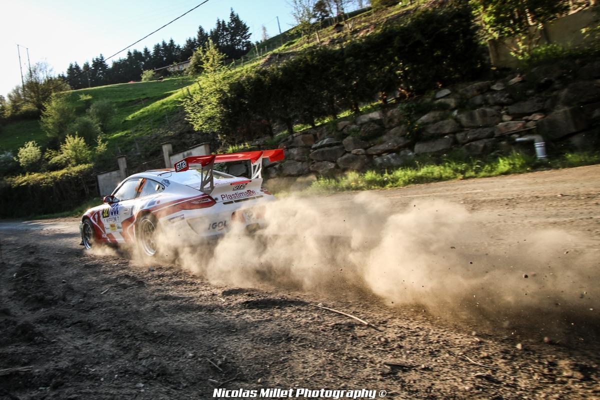 Rallye Lyon-Charbonnières-Rhône 2018 - Action - Patrick Rouillard