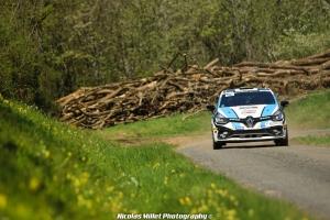 Rallye Lyon-Charbonnières-Rhône 2018 - Action - Damien Tozlanian