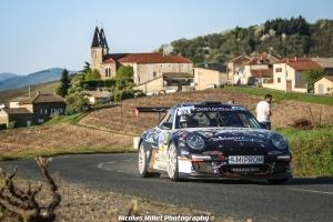 Rallye Lyon-Charbonnières-Rhône 2018 - Action - Tony Cosson