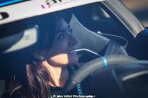 Rallye Lyon-Charbonnières-Rhône 2018 - Ambiance - Charlotte Berton