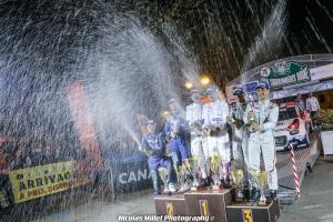 Rallye Lyon-Charbonnières-Rhône 2018 - Ambiance - Podium