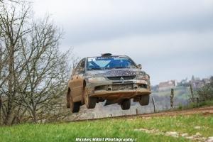 Rallye Terre des Causses 2018 - Action - Arnaud Mordarcq