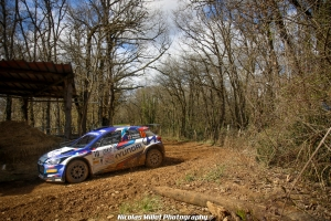Rallye Terre des Causses 2018 - Action - Brice Tirabassi