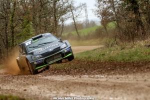 Rallye Terre des Causses 2018 - Action - Jean-Marc Falco