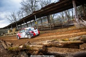Rallye Terre des Causses 2018 - Action - Nicolas Lathion