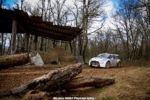 Rallye Terre des Causses 2018 - Action - Philippe Cecchi