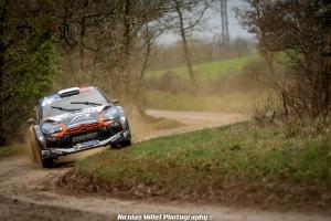 Rallye Terre des Causses 2018 - Action - Thibault Durbec