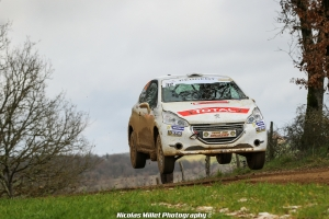 Rallye Terre des Causses 2018 - Action - Yohan Rossel