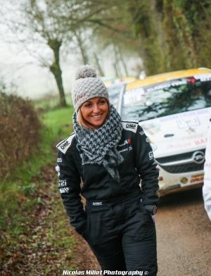 Rallye Terre des Causses 2018 - Ambiance - Leititia Perez