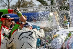 Rallye Terre des Causses 2018 - Ambiance - Podium