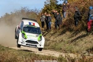 Rallye Terre de Vaucluse - Eric Petit